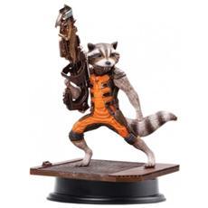 Guardians Of The Galaxy Hero Vignette 1/9 Rocket Raccoon 18 Cm