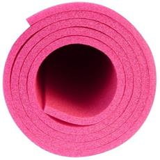 Tappetino Per Esercizi Yoga 160x60 Cm Rosa Pe 41vg-roz-uni