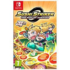 NINTENDO - Sushi Striker: The Way of Sushido - Day one:...