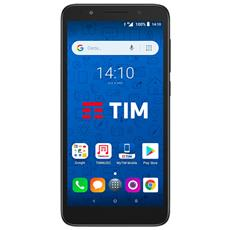 "Smart 2018 Grigio Display 5.3"" FWVGA Quad Core Storage 8GB +Slot MicroSD Wi-Fi + 4G Fotocamera 8 Mpx Android - Tim Italia"