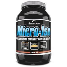 Micro-iso - Anderson - Proteine Isolate Del Siero Del Latte (cioccolato, 2000 G)