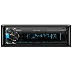 Sintolettore USB KMM-303BT Potenza 4 x 50 W Supporto MP3 / WMA / WAV / AAC / FLAC Nero