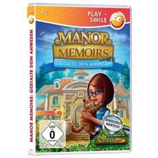 Manor Memoirs: Gestalte dein Anwesen PC, PC, Avventura, DEU, Basico