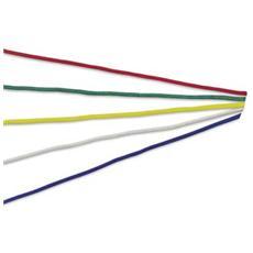 Corda Ritmica senza maniglie da 300 cm. Colore Rosso.