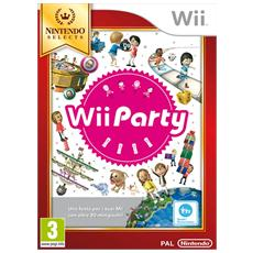 WII - Wii Party Solus Selects