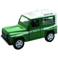 DieCast 1:32 Corpo Forestale Auto Landrover Defender 56063