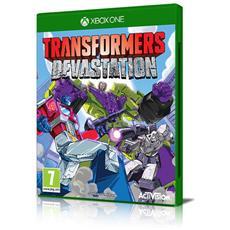 XONE Transformers Devastation