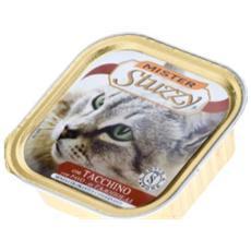 Cibo per gatti Cat con Tacchino 100 gr