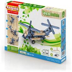 Inventor Eco Friendly Elicotteri Gioco Di Costruzioni 02491