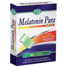 Melatonin Pura Fast 30 Strips