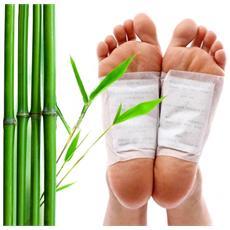62662 Pack 10 Cerotti Bamboo Vital Pads Ripristino Corretto Circuito Energetico