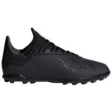 ADIDAS - Scarpe Calcetto Ragazzo Adidas X Tango 18.3 Tf Shadow Mode Pack  Taglia 37 1 3 - Colore  Nero 6e4e31ab243