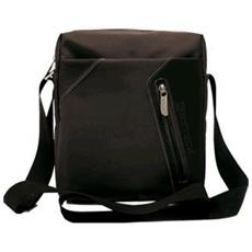 "Borsa Notebook fino a 12"" in Nailon Nero BAG-7057R1B"