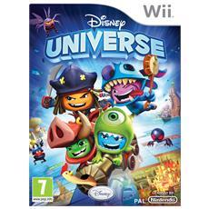 WII - Disney Universe