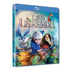 5 Leggende (Le) (Blu-Ray+Dvd)