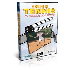 DVD CORSO DI TENNIS (es. IVA)