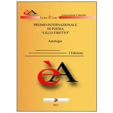 Premio internazionale di poesia «Lillo Firetto»