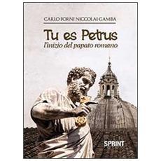 Tu es Petrus. L'inizio del papato romano