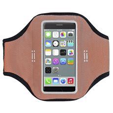 """Custodia Armband per iPod Touch e smartphone fino a 4"""" - Arancione"""