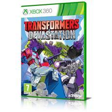 X360 - Transformers Devastation