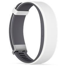 SWR12 SmartBand 2 con Cardiofrequenzimetro - Bianco