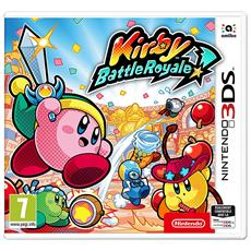 N3DS - Kirby Battle Royale
