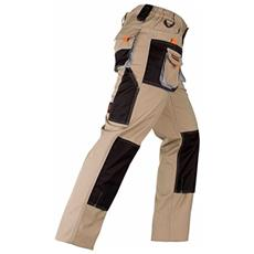 Pantalone Smart L Beige Kapriol.