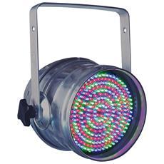Giochi Di Luce Par 64 Alluminio 280 3 Colori Rgb Led Fx Lab G019fg