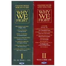 Dvd Why We Fight - Vol. #01+#02 (8 Dvd)