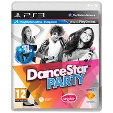 PS3 - DanceStar Party (Software per Playstation Move)