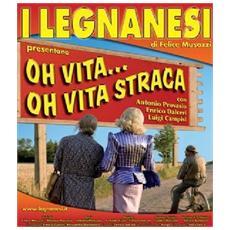 Dvd Legnanesi (i) - Comp. 1 Oh Vita. . .