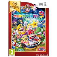 WII - Mario Party 9 Selects