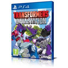 PS4 - Transformers Devastation