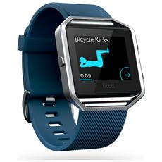 Blaze Smart Fitness Watch Taglia L - Blu