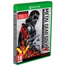 KONAMI - XONE - Metal Gear Solid V Definitive Experience