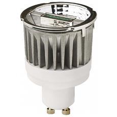 Lampada Led Par 16 Gu10 Premium 20.000 Ore 5w Gu10 Warm 2800°k 320cd 40° 50x74mm