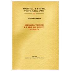 Bernardo Tanucci e i beni dei gesuiti in Sicilia