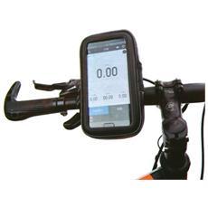 Supporto Smartphone Impermeabile Da Manubrio Bici