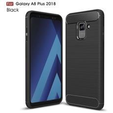 Custodia Cover Tpu Silicone Per Smartphone Samsung Galaxy A8 Plus (2018)