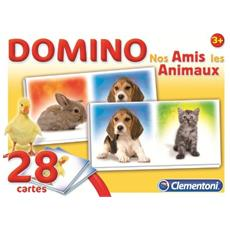 Domino Nos Amis Les Animaux