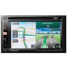"""AVIC-F950DAB Sistema di Navigazione GPS 6.1"""" Memoria 8GB +Slot MicroSD Mappe Europa"""