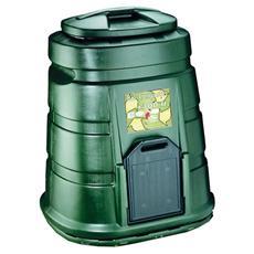 Bio-Composter 300 Litri Compostaggio rifiuti del giardino e della cucina