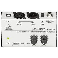 Bh Ma400 Preampl Per Cuffie Ultra Compatto