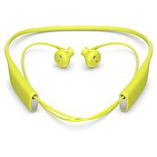 Auricolari In-Ear SBH70 Bluetooth + Microfono colore Lime