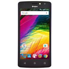 "Smart 5 Plus Nero 32 GB 4G/LTE Dual Sim Display 5"" HD Slot Micro SD Fotocamera 16 Mpx Android Italia"