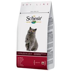 Cibo per Gatti Cat Dry Sterilized and Light 10 Kg