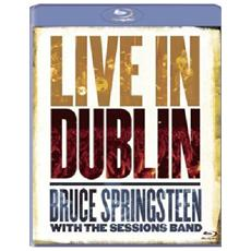 Bruce Springsteen With The Session Band - Live In Dublin