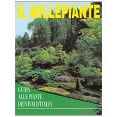 Guida alle piante dei vivai d'Italia. Ediz. multilingue