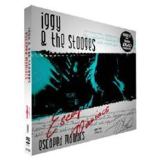 Dvd Iggy Pop & The Stooges - Escaped M.