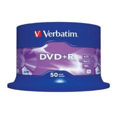 DVD+R 16x Advanced AZO 4,7GB Spindle 50